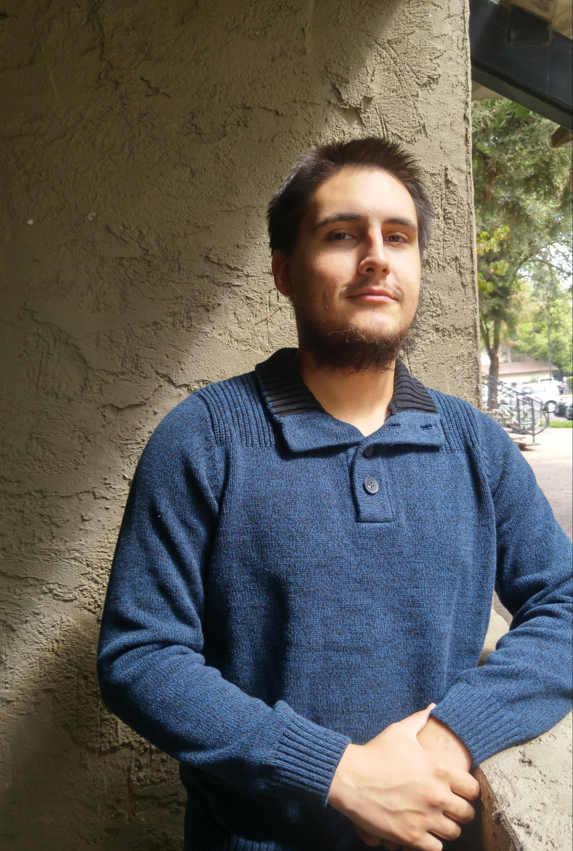 Headshot of Nathan Velasquez
