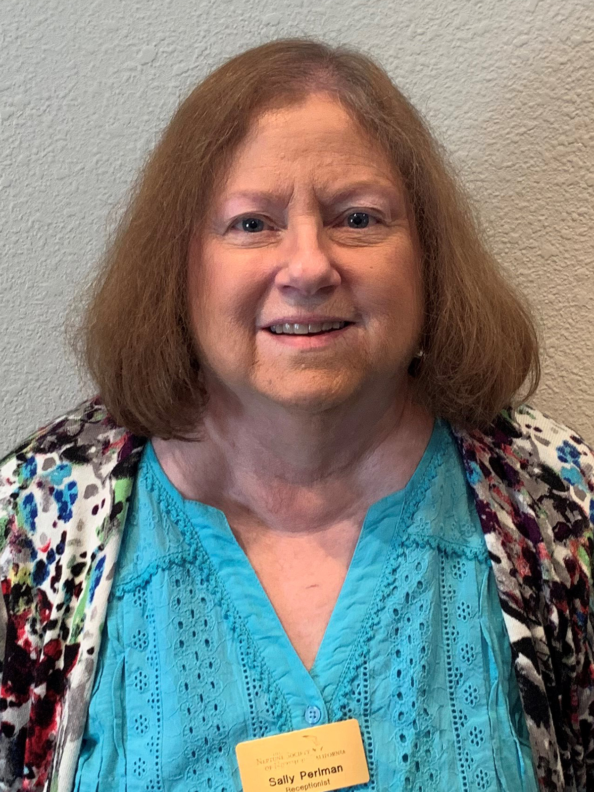 Headshot of Receptionist / Administrative Assistant, Sally Perlman